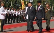Sẽ thiết lập đường dây nóng hải quân VN - Brunei