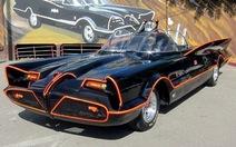 Đấu giá chiếc Batmobile đầu tiên trong phim Batman