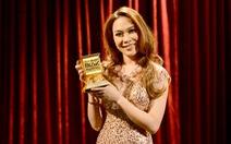 Mỹ Tâm giành giải Nghệ sĩ châu Á xuất sắc nhất tại MAMA