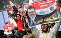Ai Cập: trưng cầu ý dân vào ngày 15-12
