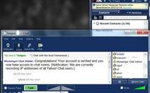 Yahoo! Messenger đóng cửa phòng chat công cộng