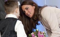 Công nương Kate Middleton có tin vui