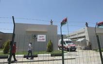 Libya: gần 200 tù nhân vượt ngục