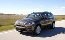 BMW thu hồi 35.000 xe thể thao đa dụng X5