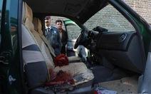 Bom giết chết một cảnh sát trưởng Afghanistan