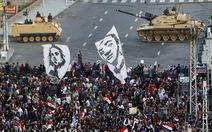 Tổng thống Ai Cập lùi một bước