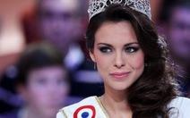 """Pháp: tranh cãi vì hoa hậu """"trắng như tuyết"""""""