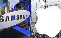 Samsung, Apple dẫn đầu thị trường thiết bị thông minh