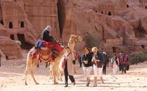 Petra, màu hoang tàn rực rỡ