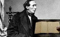 Tìm thấy tác phẩm đầu tay của nhà văn cổ tích Andersen