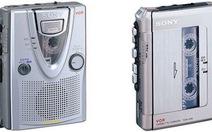 Năm 2013: Sony ngừng sản xuất máy ghi âm băng cassette