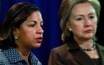 Mỹ: bà Susan Rice rút lui đề cử ngoại trưởng