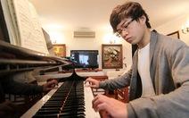 Nguyễn Việt Trung và giấc mơ trường nhạc