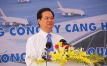 Khánh thành sân bay quốc tế Phú Quốc