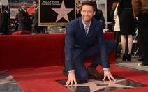 """""""Người sói"""" Hugh Jackman nhận ngôi sao danh vọng"""