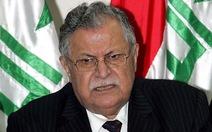 Tổng thống Iraq đột quỵ