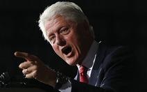 HBO làm phim tài liệu về Bill Clinton