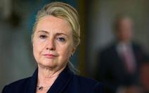Bà Clinton nhận hết lỗi trong vụ tấn công lãnh sự Libya