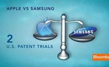Apple và Samsung tiếp tục kiện nhau