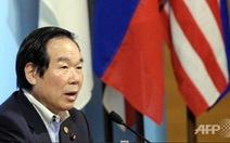 Tân thủ tướng Nhật gửi đặc phái viên tới Hàn Quốc