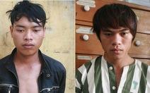 Bắt 2 nghi phạm giết người cướp 160.000 đồng