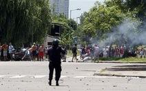Nạn cướp bóc tràn lan khắp Argentina