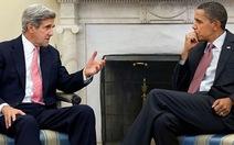 Tổng thống Obama: John Kerry xuất sắc khác thường