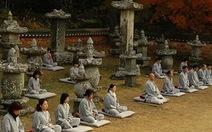 Du lịch thiền tịnh ở Hàn Quốc