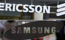 Samsung đòi cấm bán nhiều sản phẩm Ericsson