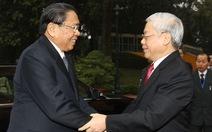 Gìn giữ và vun đắp quan hệ đặc biệt Việt Nam - Lào