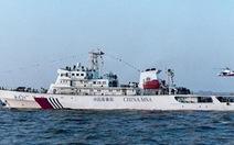 Trung Quốc đưa tàu tuần tra có sân bay ra Biển Đông