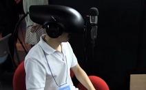 Nhật chế tạo mũ thực tế ảo