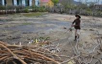 Chậm hỗ trợ thiệt hại, chính quyền xin lỗi dân
