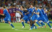 Ý vắng bóng trong đội hình xuất sắc nhất năm của L'Equipe
