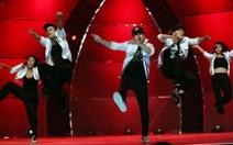 Liên hoan tài năng cùng bước nhảy: Hiphop tranh tài