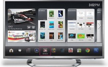 CES 2013: LG hé lộ 4K TV và GoogleTV