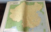 """Bộ sưu tập """"bản đồ chủ quyền"""" của Trần Thắng"""