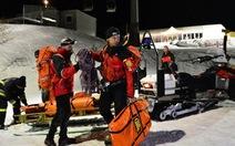 Ý: lật xe trượt tuyết, 6 du khách Nga thiệt mạng