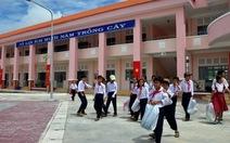 Khánh thành Trường THCS Doi Lầu