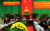 Hà Nội thí điểm lấy phiếu tín nhiệm lãnh đạo