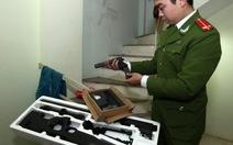 Thu giữ hơn 1.000 súng đồ chơi sát thương lớn