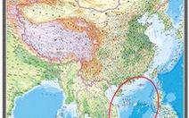 Trung Quốc ngang nhiên công bố bản đồ thâu tóm biển Đông