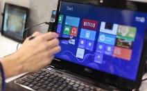 Bút điện tử biến màn hình thường thành cảm ứng