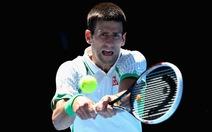 """Djokovic """"bỏ túi"""" chiến thắng đầu tay"""