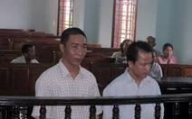 Phạt 2 người làm công giết người trộm cá 8 năm tù