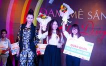 """Hà Thu, Lan Anh chiến thắng """"Nhà thiết kế trẻ"""""""