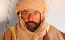 Libya xét xử con trai cựu tổng thống Gaddafi