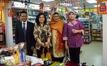 Hội chợ xuân ở Malaysia