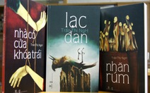 Ra mắt 3 tác phẩm của Trần Thị NgH