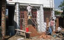 Đề xuất hỗ trợ 70% cho nhà xây dựng tạm